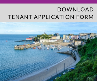 Application For Tenants